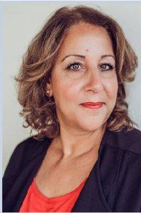 Foto portret Fatiha el Hamdaoui